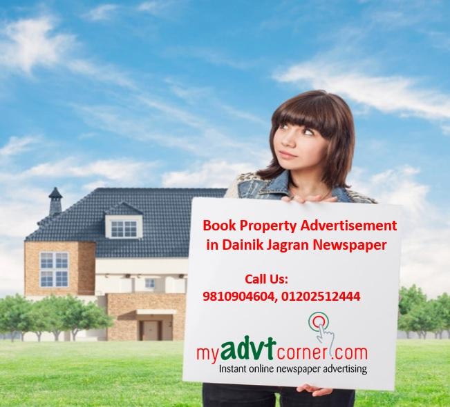 Dainik Jagran Property Ads