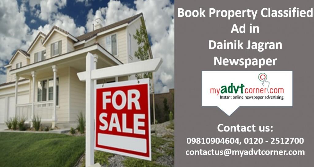 Dainik Jagran Property Classified Ads