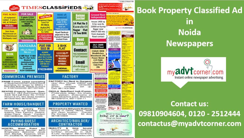 Noida Property Ads