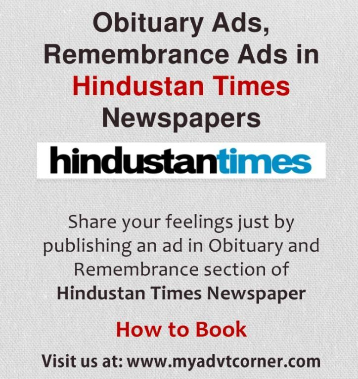 hindustan_times_obituary_advertisement