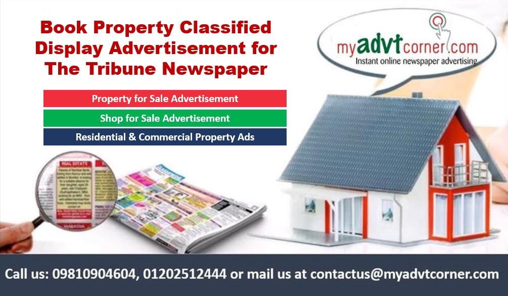 Tribune Property Classified Display Ads
