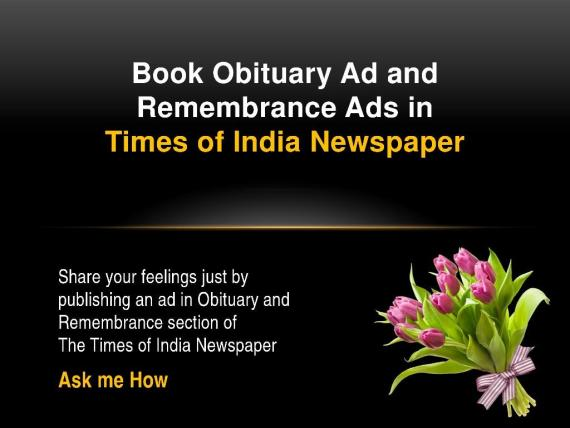 obituary-ads-in-times-of-india-newspaper