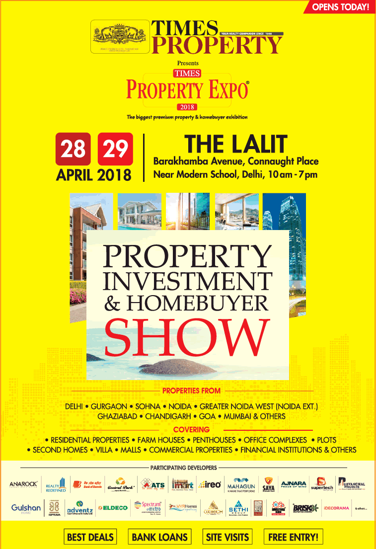 Times Property Ads