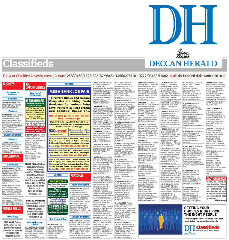 deccan-herald-classifieds