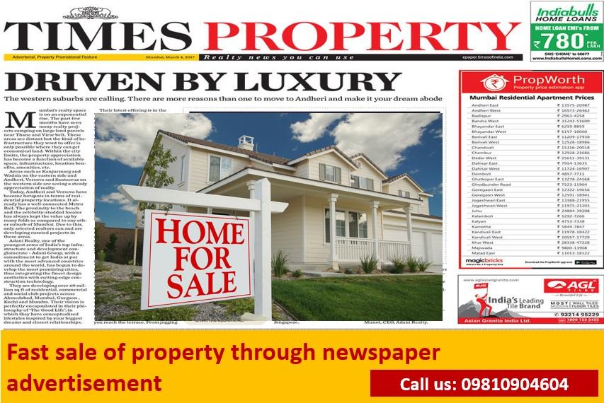 Property Advertisement