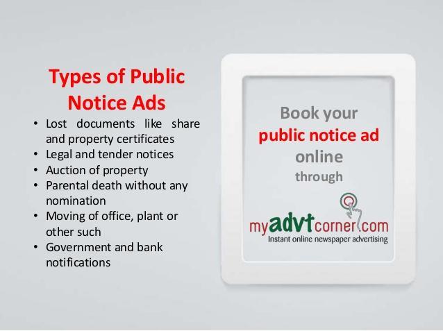 Public-Notice-Advertisement-in-Newspaper