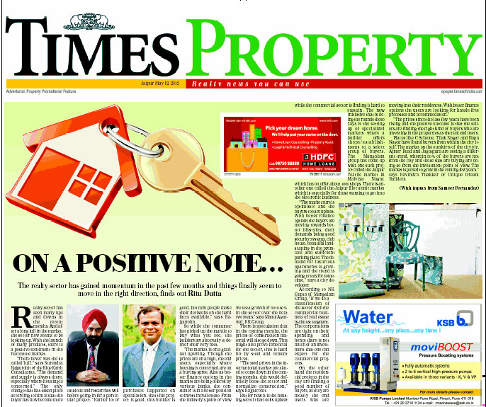 Times-Property
