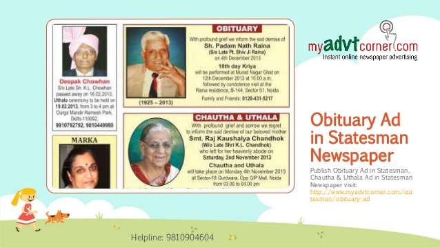 obituary-ad-in-the-statesman-newspaper