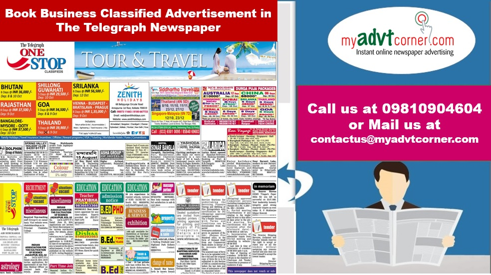 The-Telegraph-Business-Advertisement